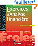 Exercices d'Analyse financi�re avec c...