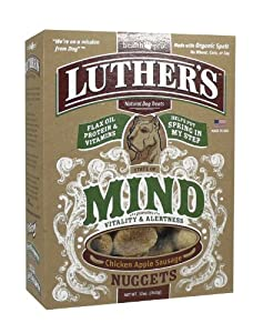 HealthPro Luther's Mind Chicken Apple Sausage 10.5 oz at Sears.com