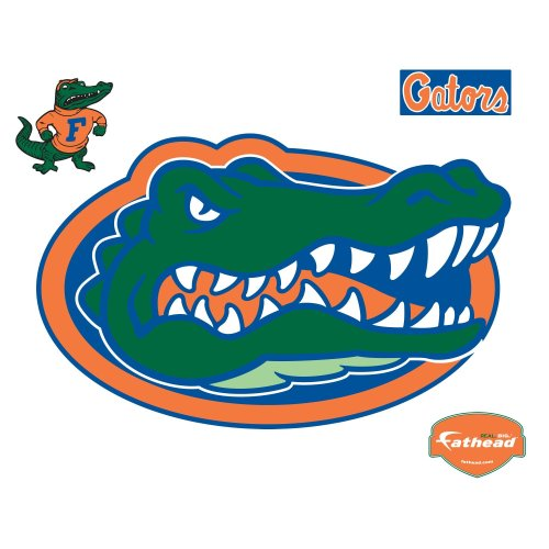 Ncaa Florida Gators Logo Wall Decal