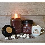 Barn Candle Company Hot Cocoa 16 Oz. Soy & Paraffin Candle