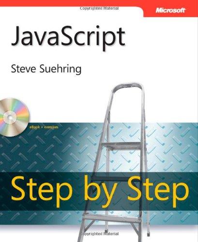 JavaScript(TM) Step by Step