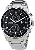 Fossil Men's CH2935 Wakefield Stainless Steel Watch with Link Bracelet