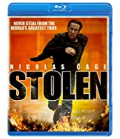 Stolen Blu-ray from Millennium