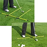 Masters Eyeline Golf - Practice T Rod System