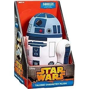 """Underground Toys Star Wars 9"""" Talking Plush - R2-D2"""