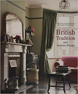 British tradition and interior design town and country for British interior design