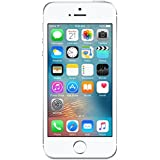 Apple iPhone SE (Silver, 16GB) at amazon