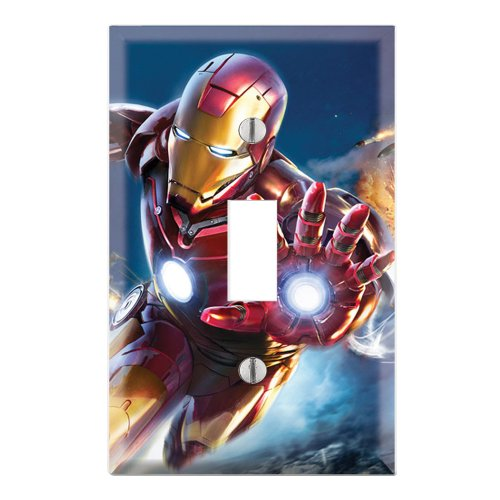 The Avengers Room Decor