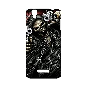 BLUEDIO Designer Printed Back case cover for Micromax Yu Yureka - G2684