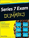 img - for Series 7 Exam For Dummies by Rice, Steven M. (2012) Paperback book / textbook / text book