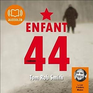 Enfant 44 Audiobook