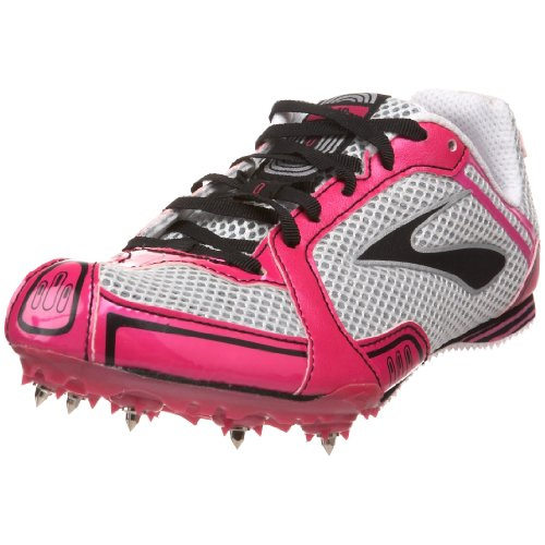 Brooks Women's PR MD Track Spike Shoe Deals