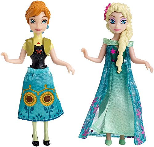 Disney Frozen Fever Birthday Party Small Doll Set JungleDealsBlog.com