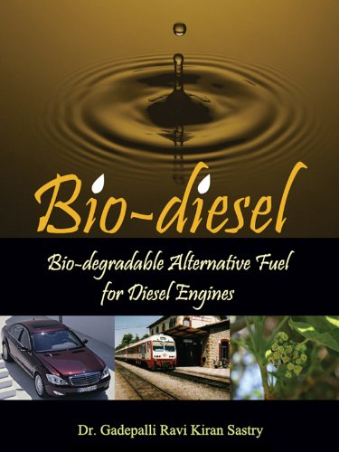 Bio Diesel: Bio Degradable Alternative Fuel for Diesel Engines