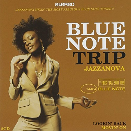 Blue Note Trip Jazzanova - LOOKIN'BACK/MOVIN'ON (MIXE PAR JAZZANOVA)