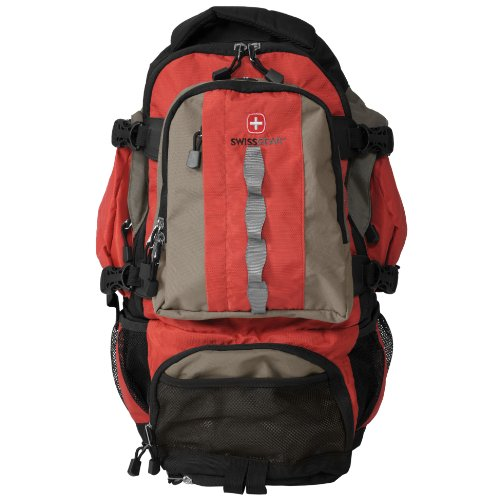 Swiss Gear Bergen Midsized Panel Load Internal Frame Hiking Pack