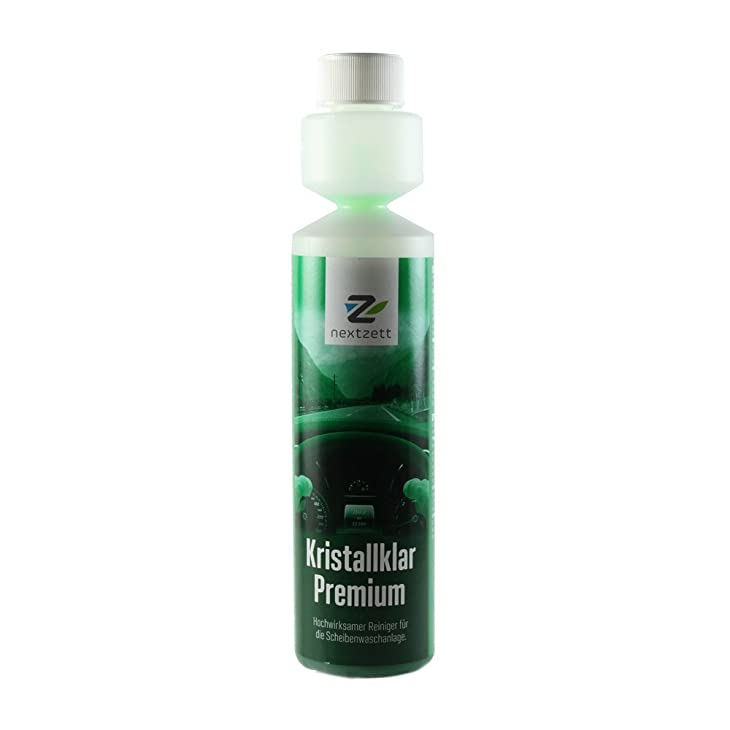 Nextzett Kristall Klar Washer Fluid Concentrate