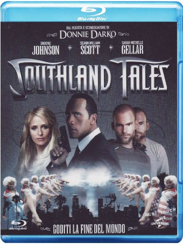 Southland tales [Blu-ray] [IT Import]