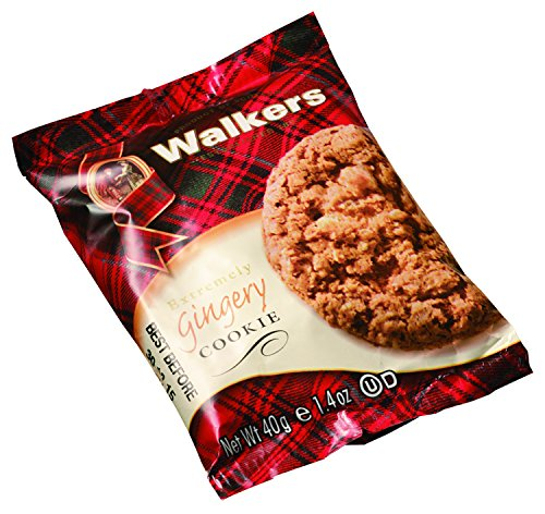 ウォーカー エクストリームリー ジンジャーリークッキー #5409 40g×12個