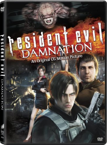 Resident Evil: Damnation (+ UltraViolet Digital Copy)