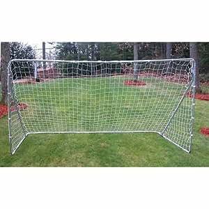 Mylec Pro Style Steel Soccer Goal - 6' x 12' x 4'