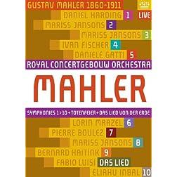 Mahler: Symphonies Nos.1-10