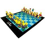 United Labels 0118482 - The Simpsons - Schachspiel