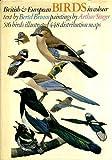 British and European Birds in Colour (0600004562) by Bruun, Bertel