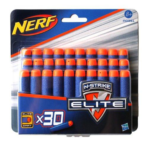 Nerf Dart Nstrike Elite 30 Refill