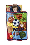 MVP Multi-Sports Football Baseball Slumber Roll Nap Mat