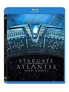 Stargate Atlantis: Fan's Choice [Blu-ray]