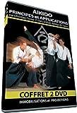 Aikido Principles & Applications 2 DVD Boxset Christian Tissier 7th Dan
