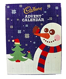 (SEASONAL) Cadbury Advent Calendar 90G