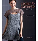 img - for Light & Layered Knits: 23 Sophisticated Designs for Every Season (Paperback) - Common book / textbook / text book