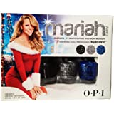 OPI MINI Nail Lacquer Set of 3 -Mariah Carey Liquid Sand Brand NEW Holiday 2013