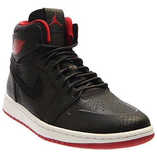 nike-jordan-mens-air-jordan-1-retro-high-nouv-black-gym-red-white-basketball-shoe-105-men-us