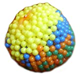 BBL1000, 1000 Coloured Balls for Ball Poolby Infantastic�