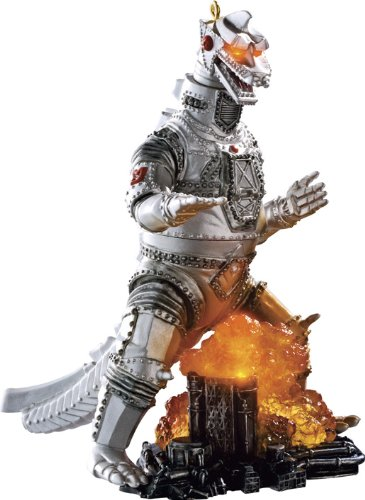Carlton Heirloom Magic Ornament 2013 Godzilla - Mechagodzilla - #CXOR067D