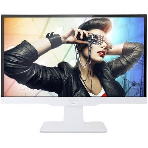 """Viewsonic Vx2363Smhl-W 23"""" Led Lcd Monitor - 16:9 - 14 Ms - Adjustable Display Angle - 1920 X 1080 - 250 Nit - 50,000,000:1 - Full Hd - Speakers - Hdmi - Vga - 21 W - Energy Star 6.0, Epeat Silver"""