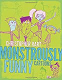 img - for Monstrously Funny Cartoons book / textbook / text book