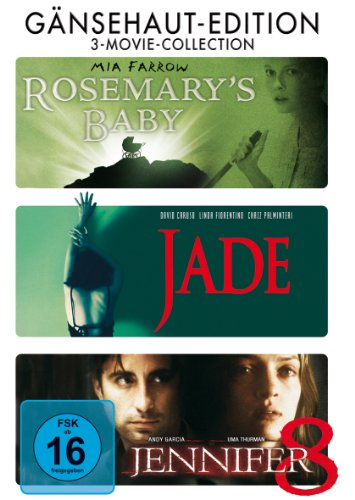 Rosemary's Baby / Jade / Jennifer 8 (Gänsehaut-Edition) [3 DVDs]
