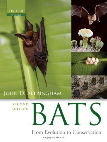 Bats: From Evolution to Conservation PDF
