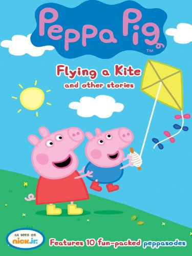 Amazon.com: Peppa Pig: Flying a Kite and other stories