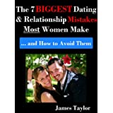 510cO13LqDL. SL160 OU01 SS160  The 7 Biggest Dating & Relationship Mistakes Most Women Make ... and How to Avoid Them (Kindle Edition)