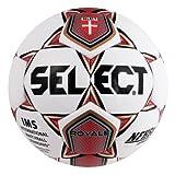 Select Sport America Royale Soccer Ball, 5, White/Red