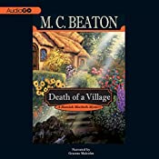 Death of a Village: A Hamish Macbeth Mystery, Book 19 | M. C. Beaton
