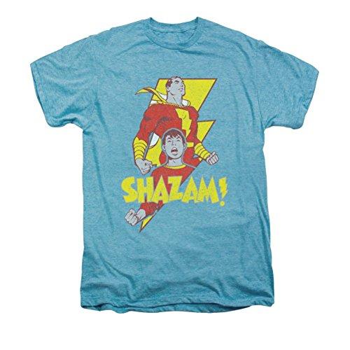 DC Shazam Transformation Premium T-Shirt