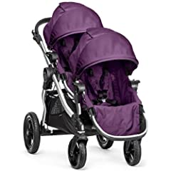 Baby Jogger 2014 City Select Stroller w 2nd Seat, Amethyst by BaJogger