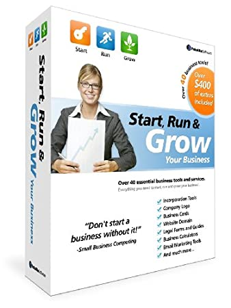 Start, Run & Grow Your Business [Old Version]