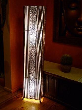 lampadaire asiatique samarinda la12 29 lampe design lampe sur pied lampe du sol lampe. Black Bedroom Furniture Sets. Home Design Ideas
